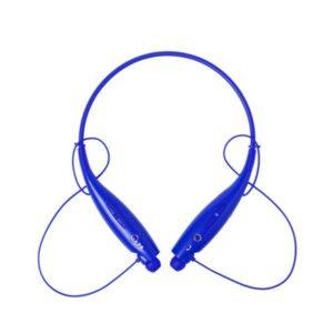 Auriculares Bluetooth para prática desportiva 145944 Azul