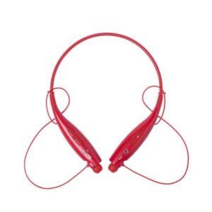 Auriculares Bluetooth para prática desportiva 145944 Vermelho