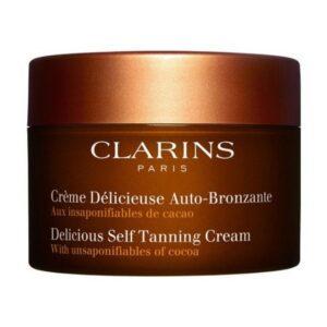 Auto-Bronzeador Crème Délicieuse Clarins