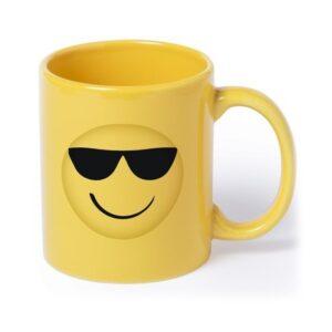 Caneca Emoji (370 ml) Vidros ESPECIAL B BROTHER