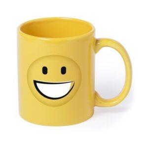 Caneca Emoji (370 ml) Sorriso ESPECIAL B BROTHER