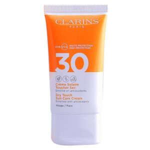 Creme Solar Facial Dry Touch Clarins SPF 30