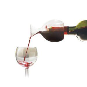 Decantador de Vinho em Vidro 142427 Vidro