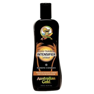 Loção Auto-Bronzeadora Intensifier Australian Gold
