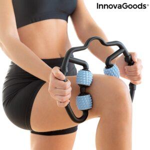Massageador Muscular com Rolos Rolax