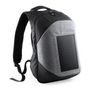 Mochila Anti-roubo com USB e Carregamento Solar