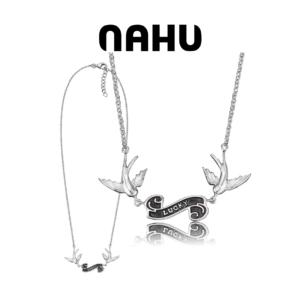 Colar Nahu Prata 925®Nan-Lucky