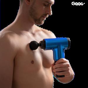 Pistola de Massagem para Relaxamento e Recuperação Muscular - VEJA O VIDEO