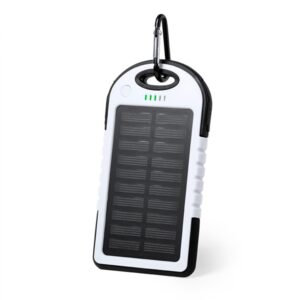 Power Bank Solar 4000 mAh  Branco