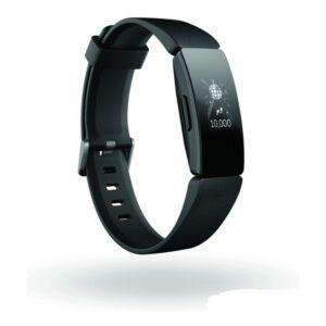 Pulseira de Atividade Fitbit Inspire HR OLED Bluetooth 4.0 Preto