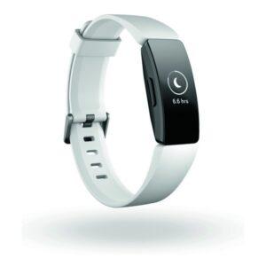 Pulseira de Atividade Fitbit Inspire HR OLED Bluetooth 4.0 Branco