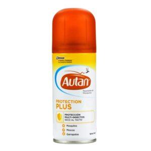 Repelente de Mosquitos em Spray Seco Autan   100 ml