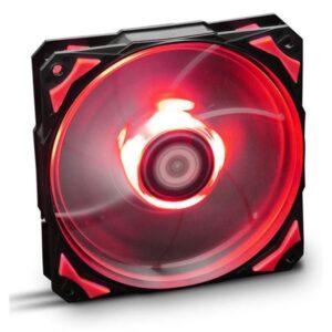 Ventilador de Caixa NOX NXHUMMERF120LR HFAN 12 cm LED Vermelho