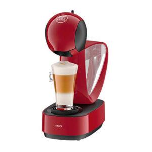 Máquina de Café de Cápsulas Dolce Gusto Infinissima Krups KP1705 1,2 L Vermelho