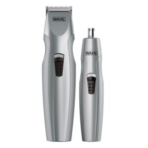 Aparador de Barba Wahl 5606-508 0,7 mm Cinzento
