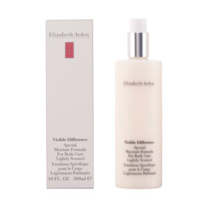 Creme Hidratante Visible Difference Elizabeth Arden 300 ml