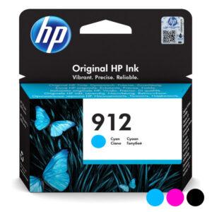 Tinteiro de Tinta Original HP 3YL7 2,93 ml-8,29 ml Amarelo