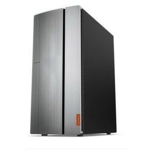 PC de Mesa Lenovo Ideapad 720 R5-2400G 8 GB RAM 1 TB HDD Cinzento