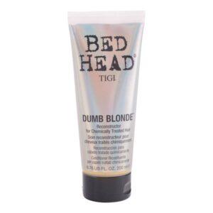Condicionador Bed Head Dumb Blonde Tigi Cabelos loiros 200 ml