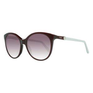 Óculos escuros femininos Tod's TO0174-5566T (ø 55 mm)