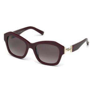 Óculos escuros femininos Tod's TO0195-5369T (ø 53 mm)
