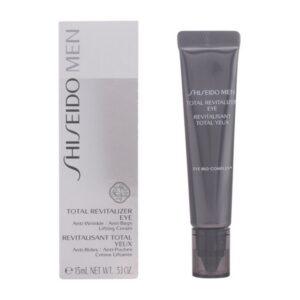 Tratamento para o Contorno dos Olhos Total Revitalizer Shiseido 15 ml