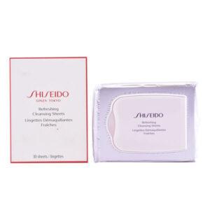 Toalhinhas Desmaquilhantes The Essentials Shiseido