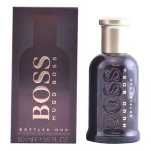 Perfume Homem Boss Bottled Oud Hugo Boss EDP (50 ml)
