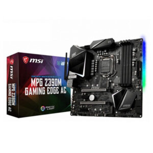 Placa Base Gaming MSI MPG Z390M mATX DDR4 LGA1151