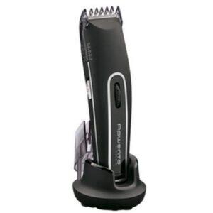 Aparador de Cabelo-Máquina de Barbear Rowenta TN1410 Nomad 40 min
