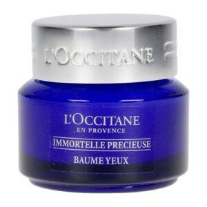 Creme para o Contorno dos Olhos Immortelle L'occitane (15 ml)