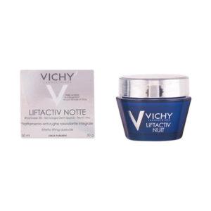 Creme Antirrugas de Noite Liftactiv Nuit Vichy 50 ml