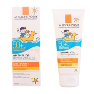 Protetor Solar Para Crianças Anthelios Dermopediatric La Roche Posay Spf 50 (100 ml)
