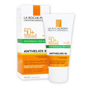 Protetor Solar em Gel Anthelios Dry Touch La Roche Posay Spf 50 (50 ml)
