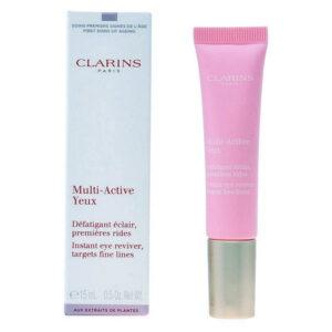 Contorno dos Olhos Multi-active Yeux Clarins 15 ml