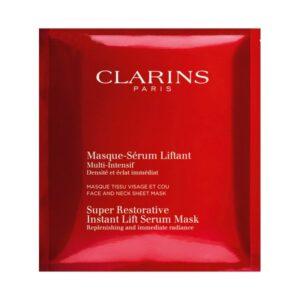 Máscara Revitalizante Anti-idade Clarins (5 uds)