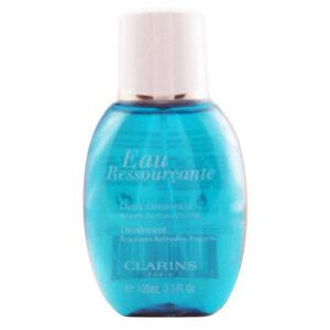 Desodorizante em Spray Eau Ressourçante Clarins 100 ml