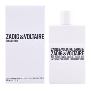 Loção Corporal This Is Her! Zadig & Voltaire (200 ml)