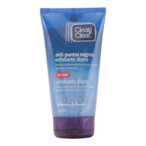 Exfoliante Facial Clean & Clear Puntos Negros Clean & Clear 150 ml