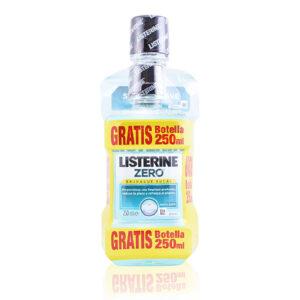 Lavagem Bocal Zero Listerine (2 pcs)
