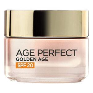 Creme Antirrugas Golden Age L'Oreal Make Up (50 ml)