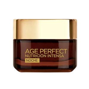 Creme Antirrugas de Noite Age Perfect L'Oreal Make Up (50 ml)