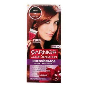 Tinta Permanente Color Sensation Intensissimos Garnier Cobre intenso