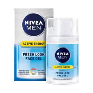 Creme Facial Nutritivo Men Skin Active Energy Nivea (50 ml)