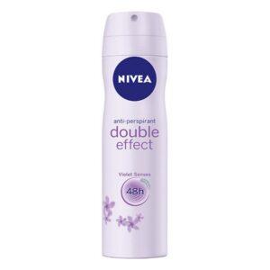 Desodorizante em Spray Double Effect Nivea (200 ml)