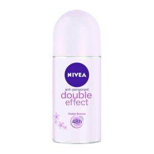 Desodorizante Roll-On Double Effect Nivea (50 ml)