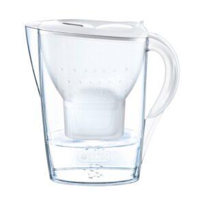 Jarro de Água com Filtro | Brita Marella 2,4 L Branco