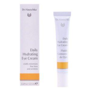 Tratamento para o Contorno dos Olhos Daily Hydrating Dr. Hauschka 12,5 ml