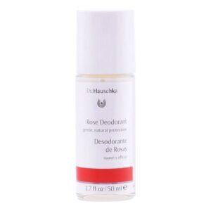 Desodorizante Roll-On Rose Dr. Hauschka 50 ml
