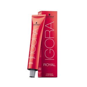 Coloração Permanente em Creme Igora Royal Schwarzkopf 6-65 (60 ml)